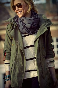 I can not even begin to express how much I love this jacket!!  by WILLOW & CLAY ANORAK