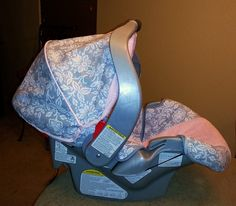 After photo of the Car Seat
