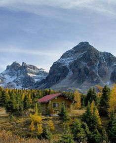 12 Cabin Escapes to Inspire Your Next Weekend Getaway - weekend getaways Cabin Homes, Log Homes, Mountain Cottage, Scenery Pictures, Getaway Cabins, Cabins And Cottages, Log Cabins, Cottage Style Homes, Little Cabin