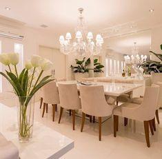 Ideas Living Room Decor Classy Furniture For 2019 Dining Room Design, Apartment Decorating On A Budget, Luxury Living Room, Apartment Living Room, Glamourous Dining Room, Classy Living Room, Dining Room Decor, House Interior, Apartment Decor
