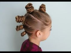 30 Most Popular Wacky Hair Day Ideas for Girls   Cute Crazy Colours at School Hairstyles