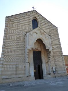"""""""Chiesa di Santa Maria del Casale"""", Brindisi Puglia Italia (Luglio)"""