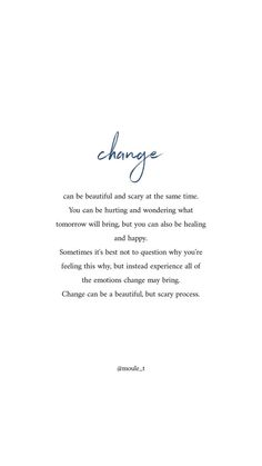 Self love quotes - I know it's easier said than done, but allow your emotions to flow while change happens Poetry Quotes, Words Quotes, Wise Words, Life Quotes, Life Happens Quotes, Sayings, Lovers Quotes, Pain Quotes, Reminder Quotes