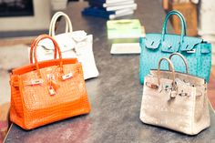 Got it in the bag. www.thecoveteur.com/lori-goldstein