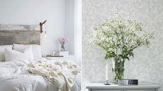 En vas dekorativa blommor är inte bara bra för själen – rätt sorter kan göra att du sover bättre. Perfekt att piffa till sovrummet med.