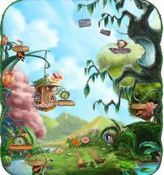 Dewdrop Vale - Disneys Online Worlds Guide (Wiki)