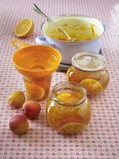 Das Rezept für Aprikosen-Orangen-Konfitüre und weitere kostenlose Rezepte auf LECKER.de