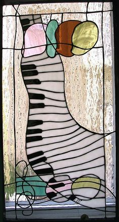 Jaqueline Winch - Stained Glass Designs