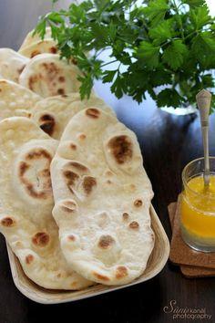 Portobello Mushroom Recipes, Aioli Sauce, Naan, Quick Meals, Pasta Recipes, Baked Goods, Stuffed Mushrooms, Veggies, Food And Drink