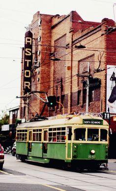 Older tramway