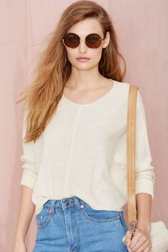 Loose Your Cool Sweater   Shop Sweaters at Nasty Gal