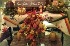 Thanksgiving at Hoopla! Emporium