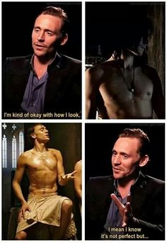 Oh but it is perfect Tom (sigh)