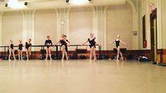 @irinaandmaxsummerintensive turning combination.❤️#irinaandmaxsummerintensive #maximbeloserkovsky #turns #ballettechnique #ballet #citycenter