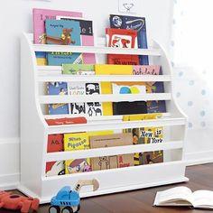 Nitelik Mobilya Şık Çocuk odası Lake Montessori Kitaplık