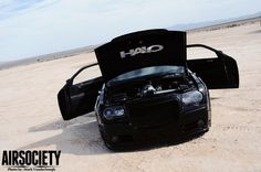 Dead or Alive - Halo Super Cars Chrysler 300 coupe