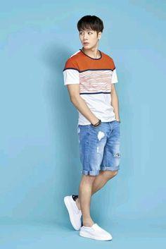 GOT7 Jackson. What a summer boyfriend look