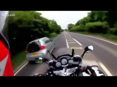97 MPH Hard Hitting Footage of Motorcycle Death on A47
