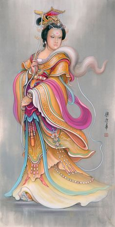 THE PAINTINGS OF ANNIE WONG LEUNG KIT WAH