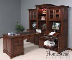 Simple  Partners Desk On Pinterest  Small Office Design Home Office And