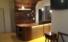 Makers Lane :: Shop or office fit out Custom Made, Bespoke Furniture made in Australia.