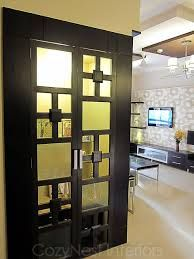 contemporary pooja room design - Google Search