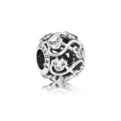 PANDORA Disney Sterling Silver Openwork Minnie and Mickey Infinity Charm with CZ. (Choose free two-day shipping at checkout) Pandora Charms Disney, Pandora Bracelet Charms, Pandora Rings, Pandora Jewelry, Moon Jewelry, Charm Jewelry, Jewelry Box, Jewelry Bracelets, Bangles