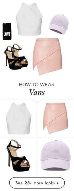 """""""SAARLY"""" by coconut02 on Polyvore featuring Michelle Mason, Givenchy and Vans"""