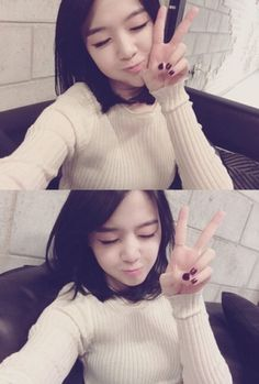 Girl's Day's Minah sports a cute new hairstyle for comeback
