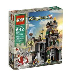 LEGO Kingdoms Prison Tower Rescue 7947 LEGO,http://www.amazon.com/dp/B003F82FB6/ref=cm_sw_r_pi_dp_P6Jotb1MV8ZYQB9F
