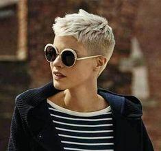Fashionable Pixie Haircut Ideas For Spring 201801