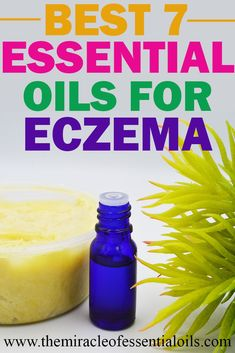 Healing with 7 Essential Oils for Severe Eczema + 3 Treatment Recipes - The Mira. Healing with 7 E Essential Oils For Psoriasis, Essential Oils For Babies, Essential Oils For Headaches, Doterra Essential Oils, Young Living Essential Oils, Essential Oil Blends, Severe Eczema, Oil For Headache, Eczema Remedies