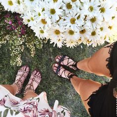 The perfect sandals for festival season.