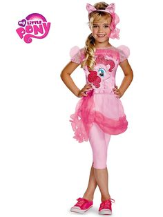 Pinkie Pie Classic Costume | Wholesale TV and Movie Costumes for girls