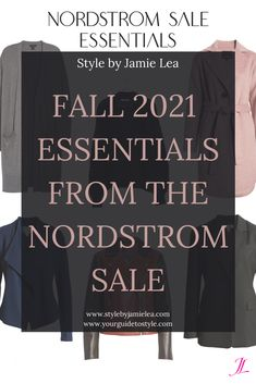 Fall 2021 Essentials From The Nordstrom Anniversary Sale, What to Wear for Fall Essentials, How to Style Fall Essentials, Essentials for Your Wardrobe, Everyday Fall Essentials, How to Dress With Fall Essentials, Fall Essentials For Over 40, Fall Essentials For Over 50, Fall Essentials To Wear In Your 20's and 30's, Fall Essentials For Any Age, Outfit Ideas With Fall Essentials, How to Add Trends To Fall Essentials, Simple Outfit Ideas, Mix and Match, What to Wear Over 40, What to Wear Over 50 Winter Wardrobe Essentials, Wardrobe Basics, Winter Basics, Essential Wardrobe, Solid And Striped, Build A Wardrobe, Cold Weather Fashion, Nordstrom Anniversary Sale, Little Dresses