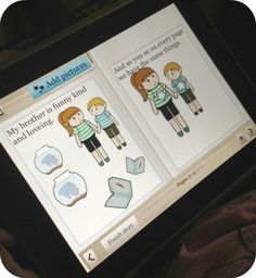 Turn your kids into authors with this free iPad app