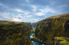 Fjaðrárgljúfur is the Most Beautiful Canyon in the World (14 Photos) - Suburban Men - July 28, 2015