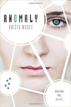 Amazon.com: Anomaly (9781401688721): Krista McGee: Books