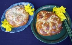 Bryanna Clark Grogan's Vegan Feast Kitchen/ 21st Century Table: EASTER BREADS