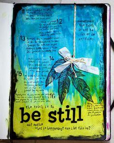 Gratitude Journal - Week 31 Mixed Media Journal, Collage Art Mixed Media, Art Journal Pages, Art Journals, Bible Art, Book Art, Creative Journal, Art Journal Inspiration, Mini Books