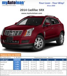 Shouldn't  a Cadillac be black,....what color would you drive? www.myautoloan.com