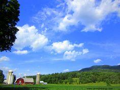 Summer in Vermont! http://vermontology.com/