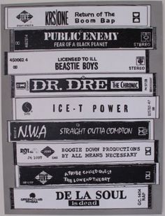 classic hip-hop photo