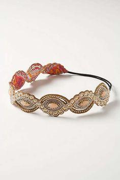 Anthropologie - Jaisalmer Headband