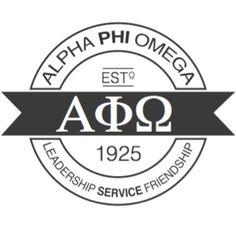 Alpha Phi Omega- Theta Iota University of Arizona Be Alpha, Alpha Phi Omega, Alpha Delta, Valparaiso University, University Of Arizona, Greek Life, Theta, Fraternity, Lettering Design