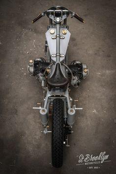 St Brooklyn Motorcycles - L'étonnantes