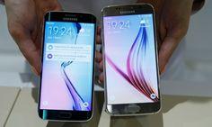 Eerste Samsung Galaxy S6 Edge kopers klagen over schermproblemen