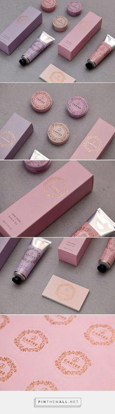 Cartee Packaging by Onion Design Associates Clever Packaging, Print Packaging, Custom Packaging, Product Packaging, Tea Packaging, Skincare Packaging, Cosmetic Packaging, Beauty Packaging, Label Design
