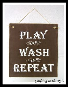 Laundry room sign | Stinky Towels? | Smelly Laundry? | http://WasherFan.com | Permanently Eliminate or Prevent Washer & Laundry Odor with Washer Fan™ Breeze™ | #Laundry #WasherOdor  #SWS