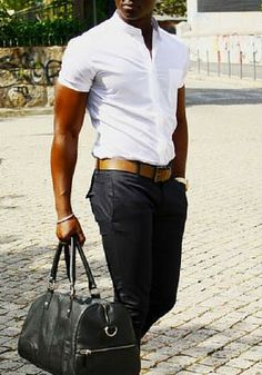 Construction of the black man's wardrobe is something of a serious nature. The context in which we will define construction will be: the commercial activity involved in repairing old structures or constructing new ones.  Your image is a representation of what you have to offer the world. Are you s